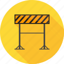 barrier, hurdle, precaution, road barrier, safety