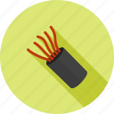 cable, copper, electric, electricity, power, wires, wiring icon