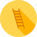building, construction, height, high, ladder, stairs, work