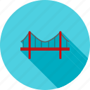 architecture, bridge, construction, design, overhead, road, structure