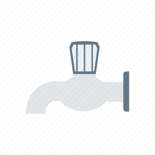 faucet, null, tap, water icon
