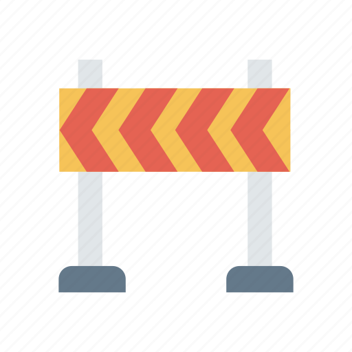 barrier, blocker, boundary, fence icon