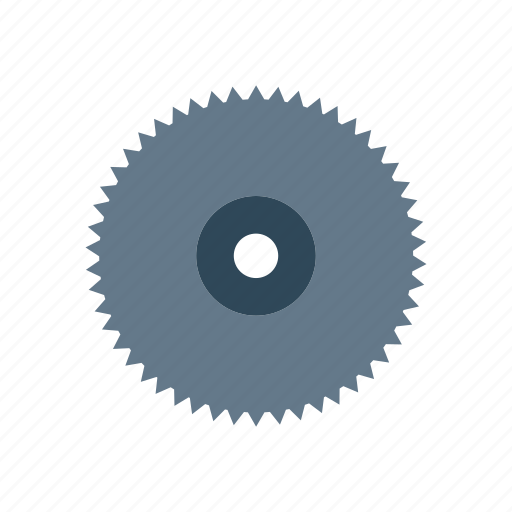 blade, construction, saw, tool icon