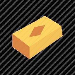 brick, building, construction, wall icon