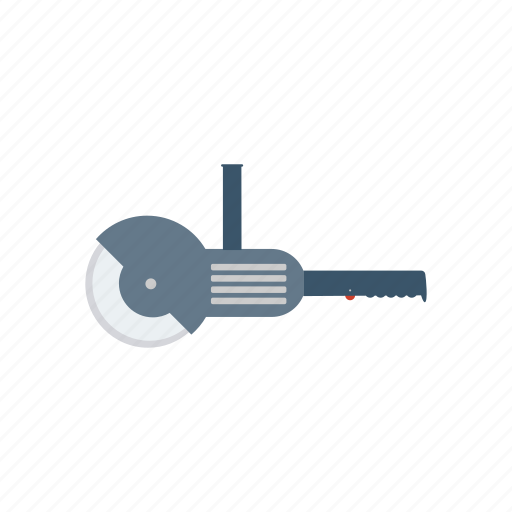 chainsaw, construction, saw, tool icon