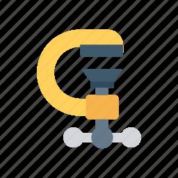 construction, jackhammer, machine, tool icon