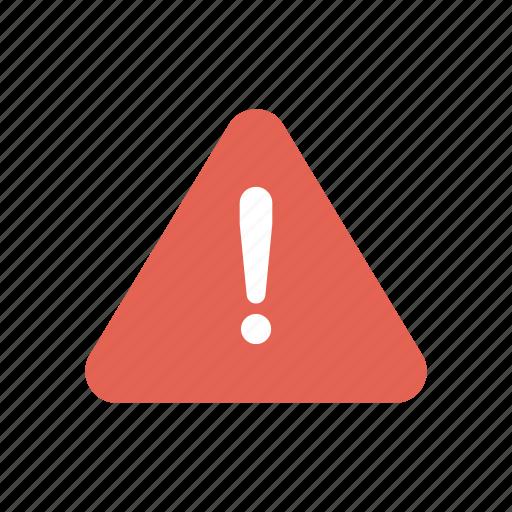 Alert, error, exclamation, warning icon - Download on Iconfinder