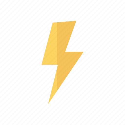 electricity, energy, flash, power icon