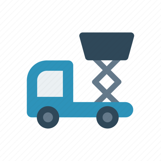 Construction, crane, lifter, vehicle icon - Download on Iconfinder
