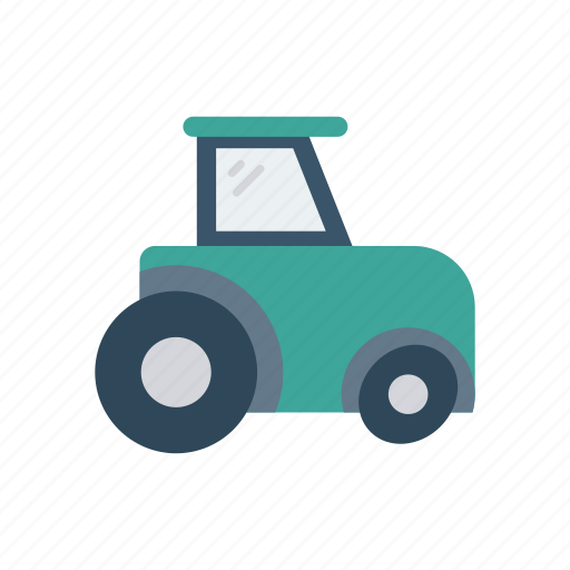 construction, road, roller, vehicle icon