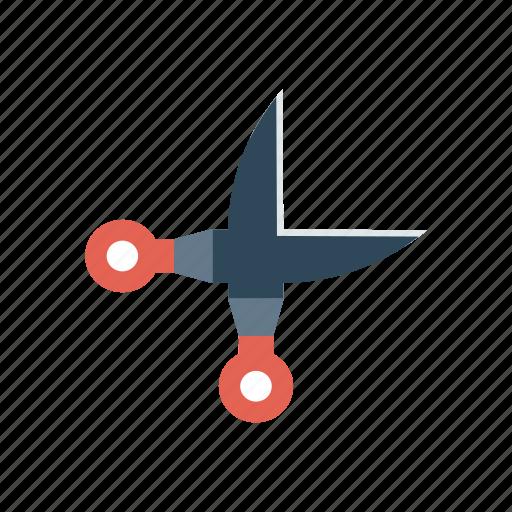 cut, cutter, scissor, tool icon
