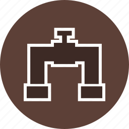 pipe, supply, valve icon