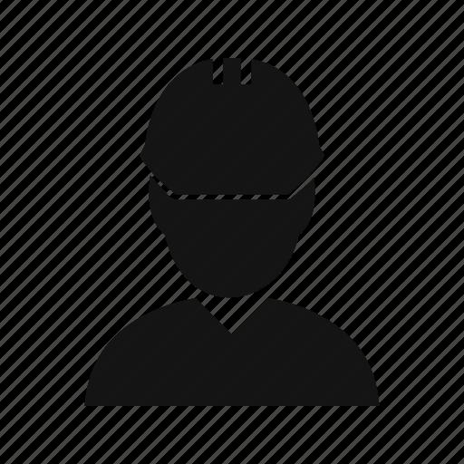 employee, engineer, worker icon