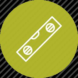 boloboc, level, leveler, tool icon