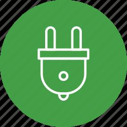electric, plug, plugin icon