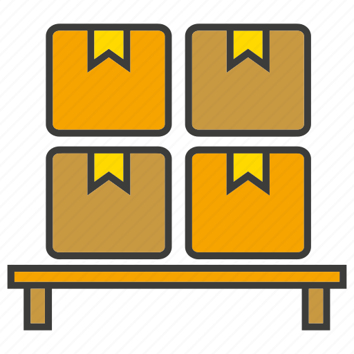 box, product, shipping, warehouse icon
