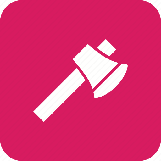 axe, cut, cutting, hatchet icon