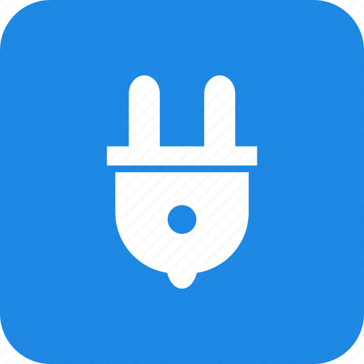 electric, electricity, plugin, socket icon