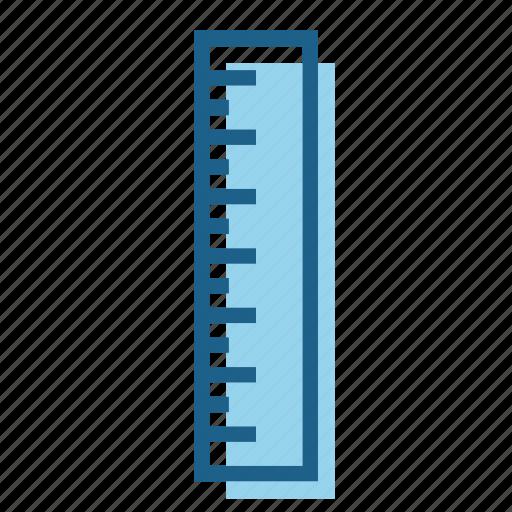 construction, exact, measure, precise, ruler, tape icon