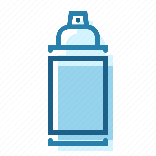 Aerosol, apply, can, color, construction, painter, spray icon - Download on Iconfinder