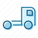 auto, construction, lorry, mobility, transport, truck icon