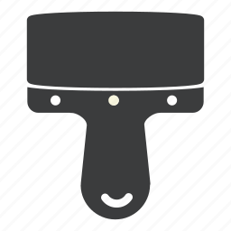 brush, construction, paint, painting, scrubber, tool, utility icon