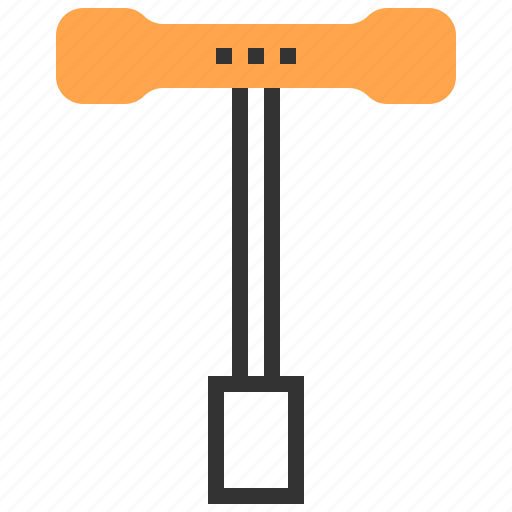 construction, equipment, repair, tool, wrench icon