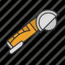circular saw, cordless circular, equipment, saw, tool icon