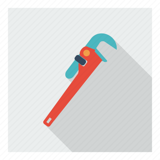 adjustable, carpentry, construction, plumbing, repair, tool, wrench icon