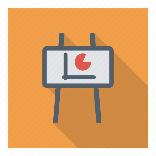 art, board, chart, design, diagram, plan, presentation icon