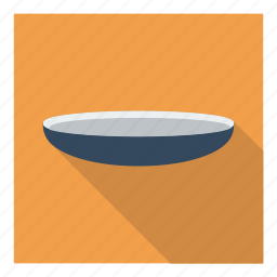 bowl, carpentry, cement, food, kitchen, tool, vessel icon