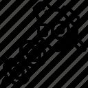 construction, drill, ground, machine, tool icon
