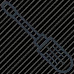 constructor tool, garage tool, screw driver, tool, turnscrew icon