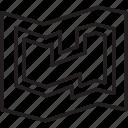 blueprint, build, construction, map