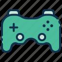 gaming, console, gamepad, joystick, game, controller