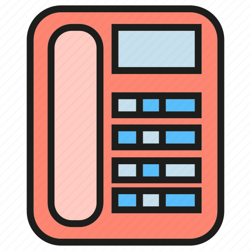 communication, contact, telephone icon