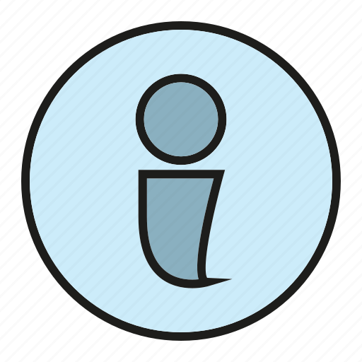 info, information icon