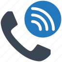 audio, call, communication, contact, message, phone, telephone icon