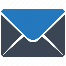 contact, email, envelope, inbox, letter, mail, send icon