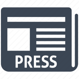 communication, connection, contact, internet, media, press, social icon