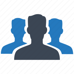 man, person, profile, social, team, user, users icon