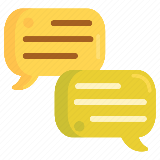 chat, message, messaging icon