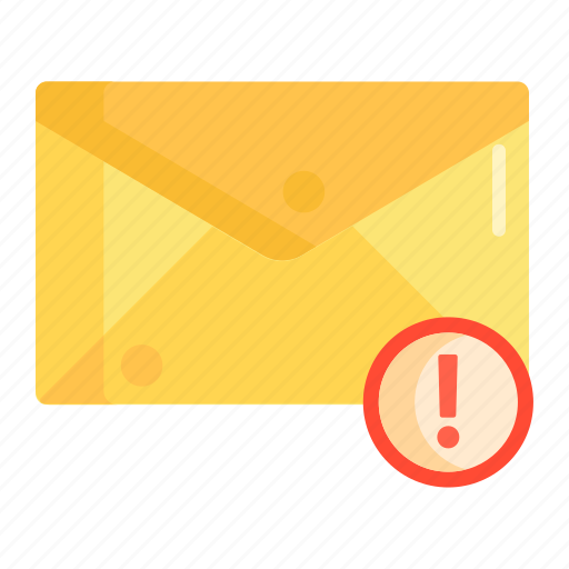 important, important email, mail icon