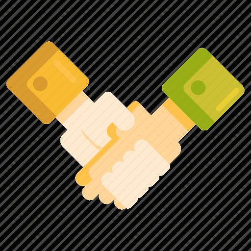 agreement, collaboration, deal, handshake, partnership, shake hands, shaking hands icon