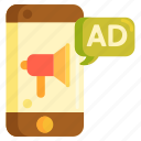 media advertising, mobile ad, mobile advertising, phone ad, phone advertising, popup ad