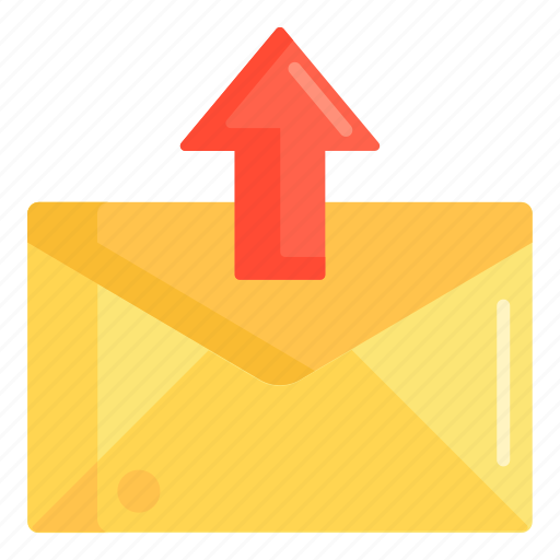 email, outbox, send, send email, send message, sending icon