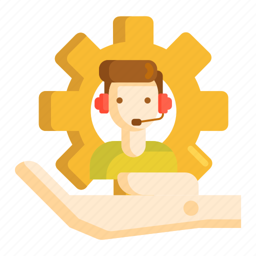 customer service, customer support, live chat, support icon
