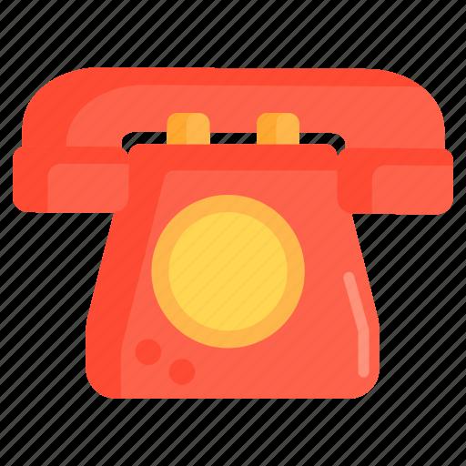 Call, hotline, landline, phone, telephone icon - Download on Iconfinder