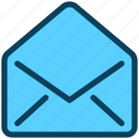contact, email, message, envelope, letter