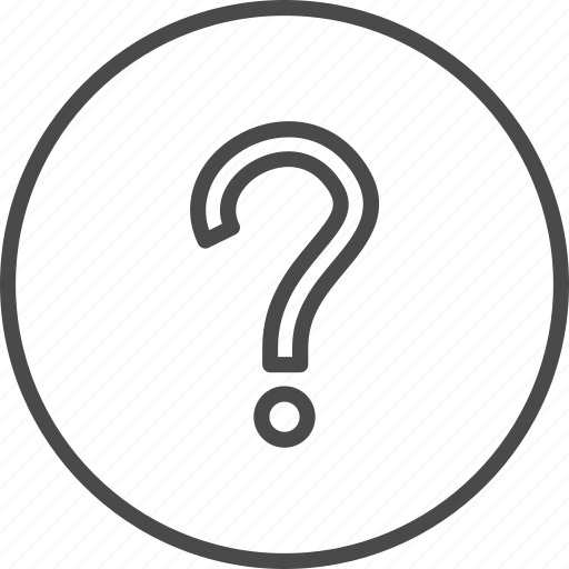 answer, ask, faq, info, information, mark, question icon